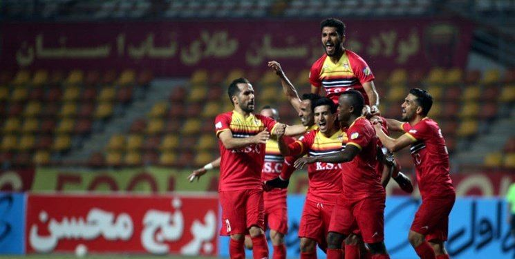 Shimba hat-trick and Shirin Foolad win against machine building
