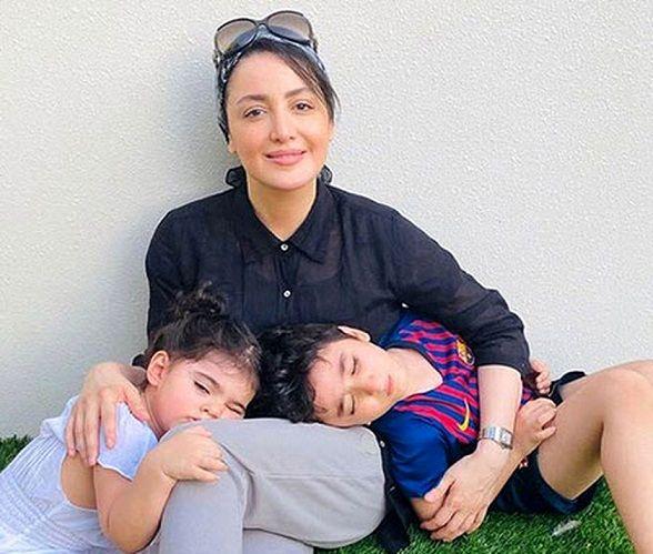 شیلا خداد اهدای عضو کرد! + عکس