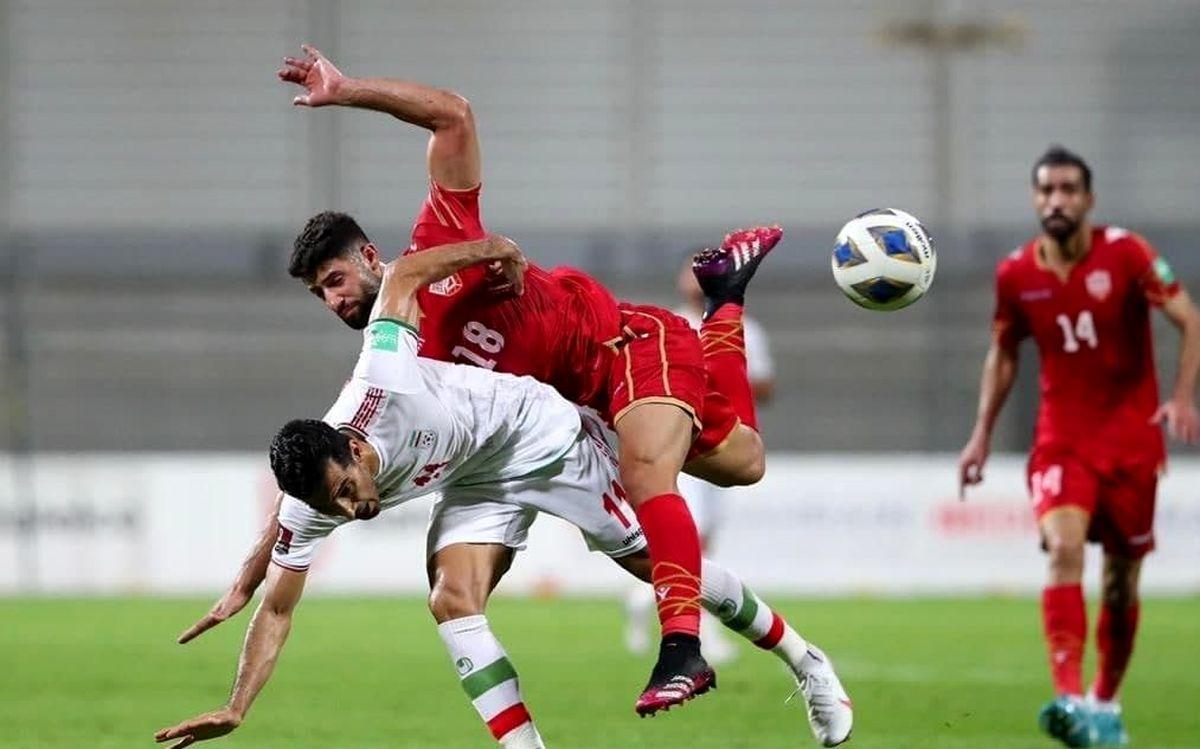 راه کثیف بحرینی ها برای مهار ستاره های ایرانی+ عکس دیده نشده