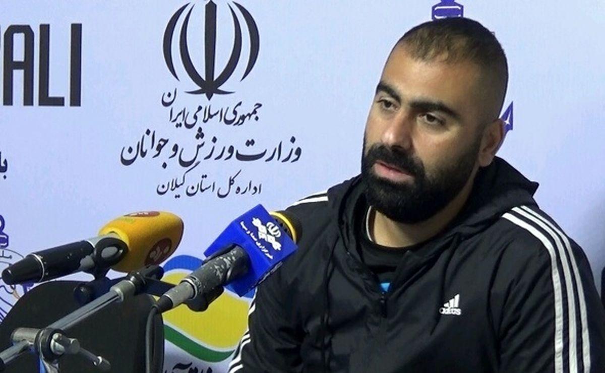 مصاحبه جنجالی مازیار زارع علیه مسئولان فوتبال ایران+جزئیات بیشتر کلیک کنید