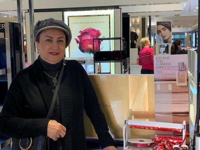 عصبانیت شدید مریم امیرجلالی در لایو شبکه مجازی