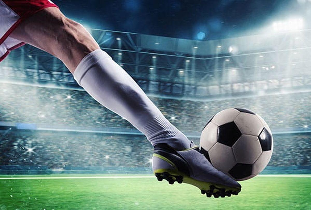 حضور یک فوتبالیست زن در تیم مردان! + عکس و جزئیات