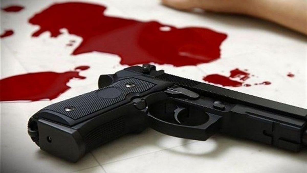 فیلم دلخراش لحظه قتل 3 دختر با رگبار گلوله بدست پدرشان! / نو عروس جوان جلوی دوربین جان داد + فیلم 18+