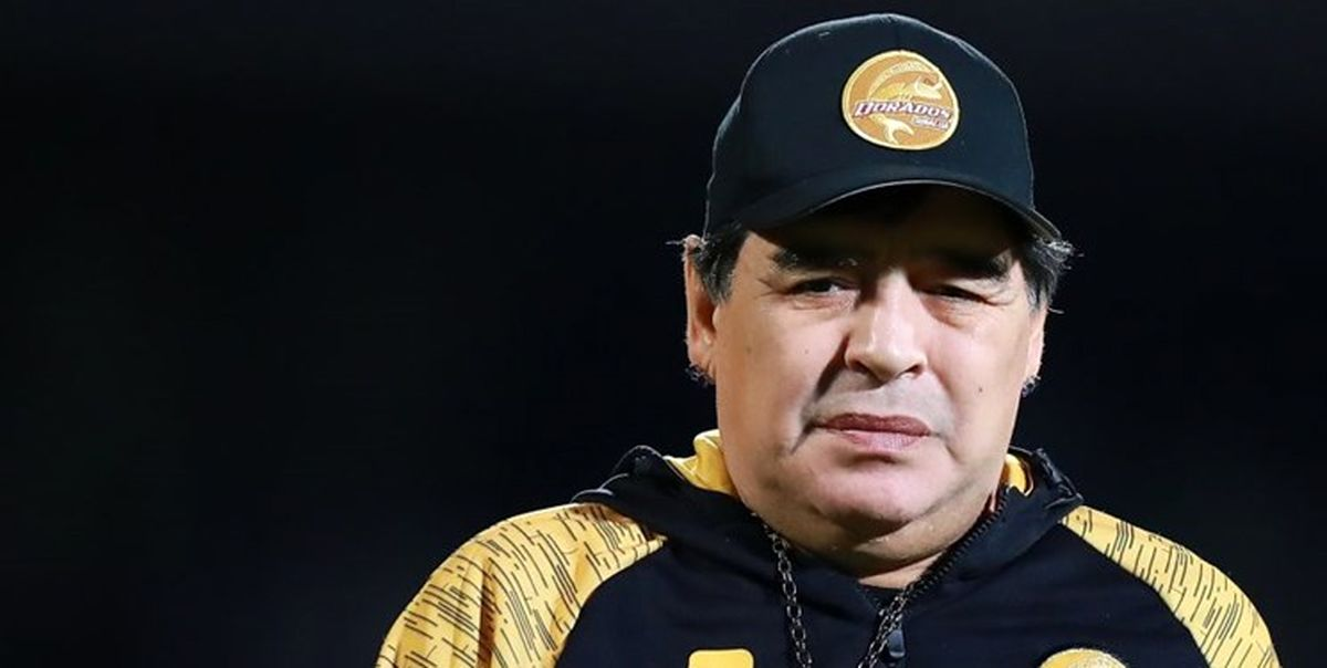 فوری|مارادونا در خطر مرگ