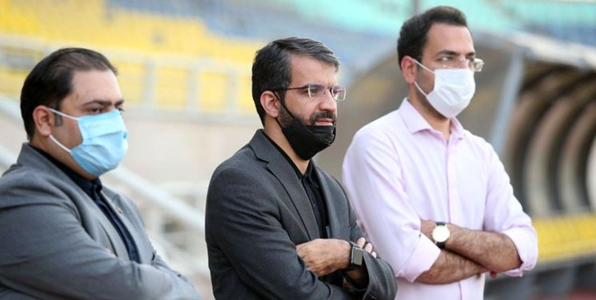 خداحافظی جعفر سمیعی:پرسپولیس در مسیر مدیریت حرفهای قرار گرفته