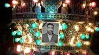 اولین عکس تلخ از قبر علی انصاریان / زجه های مادر آتش به دل همه زد + تصاویر