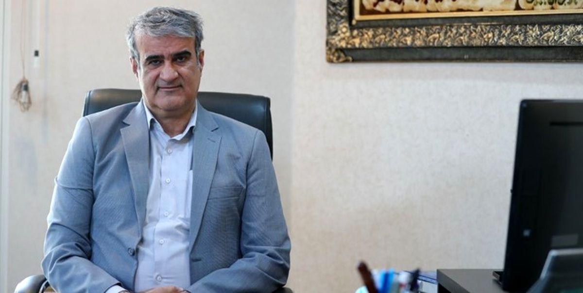 منصور قنبرزاده دبیر کل فدراسیون فوتبال بستری شد