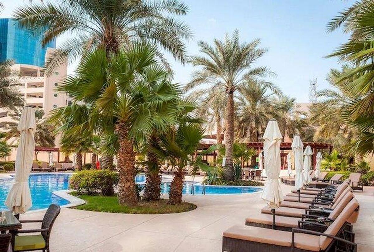 عکسهایی از هتل لاکچری محل اقامت تیم ملی ایران در بحرین + سند