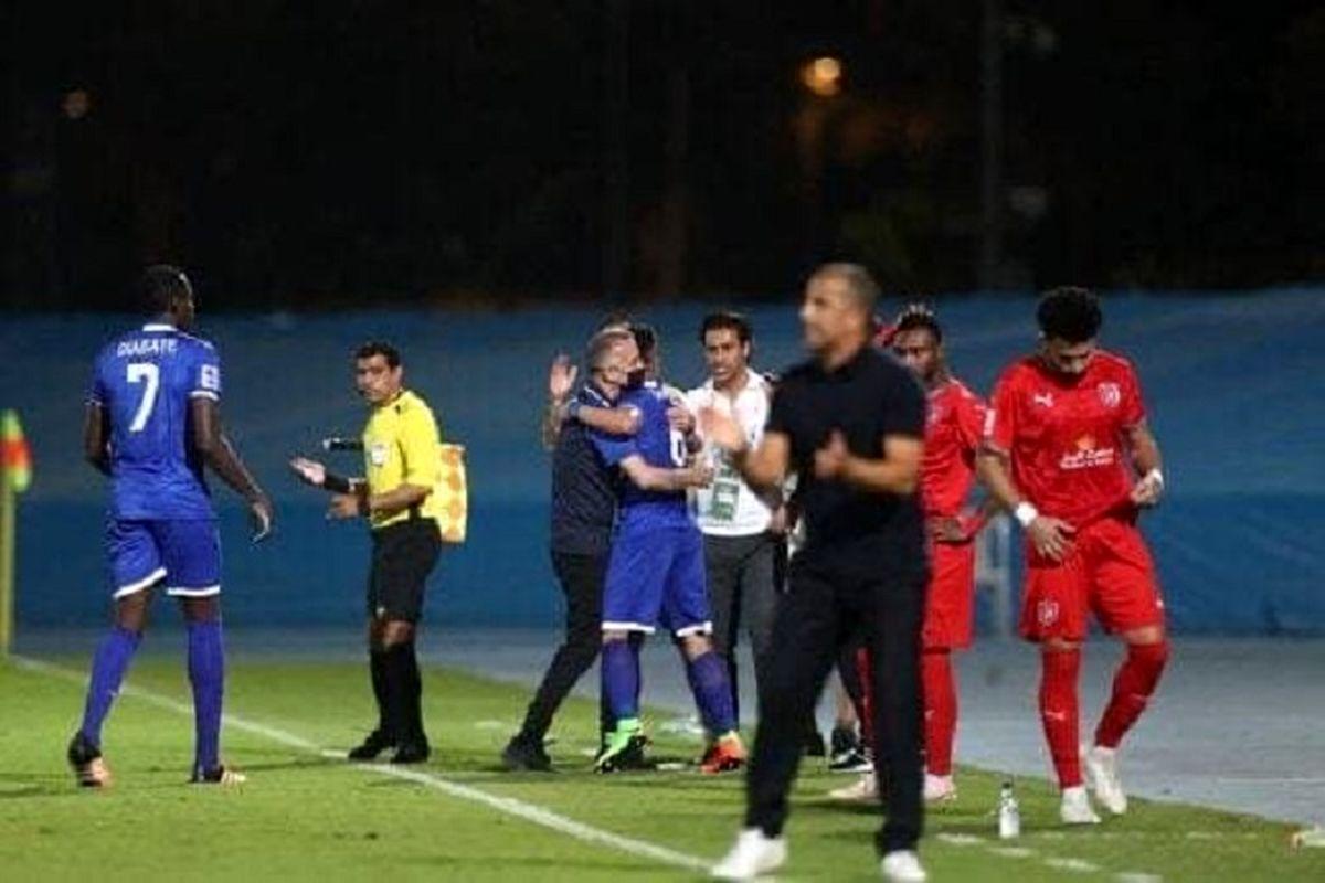 شکایت باشگاه استقلال از داور بازی برابر الدحیل