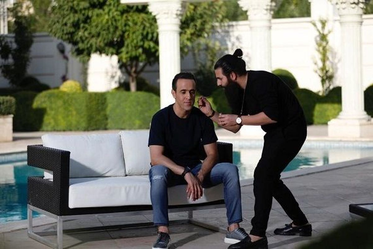 توئیت احساسی رسانه اماراتی در توصیف علی کریمی + عکس