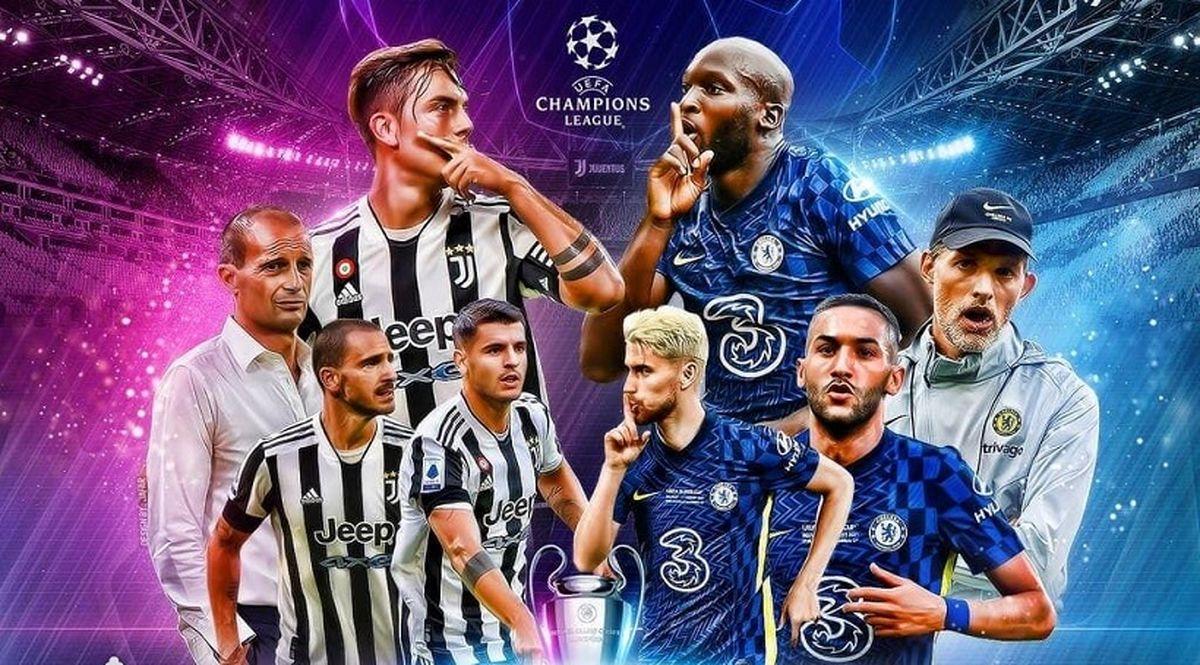 هفته دوم لیگ قهرمانان اروپا | یوونتوس – چلسی؛ بکُش تا زنده بمانی!