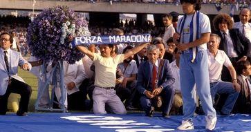 غرور فقرا ،درباره دیهگو مارادونا که فقر را با تمام وجود میشناخت