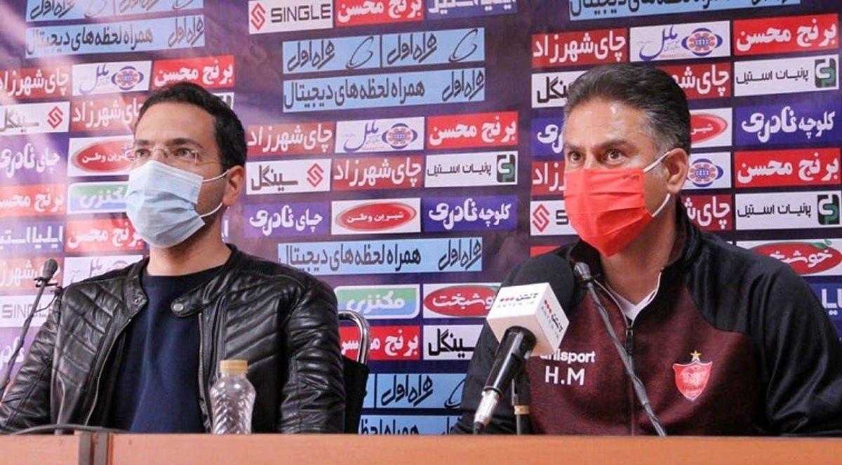 واکنش دست راست گل محمدی به شایعات درباره جدایی چند ستاره + سند