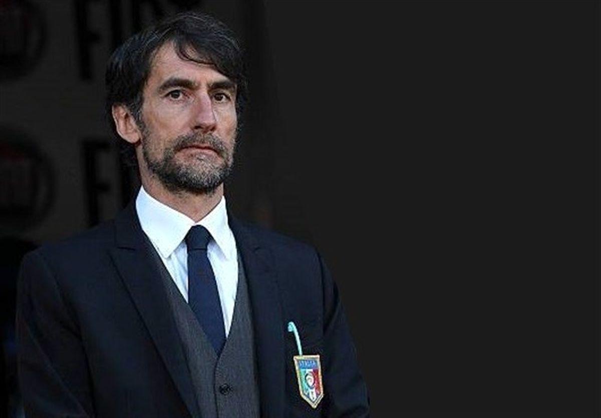 مربی ایتالیایی به استقلال پیوست