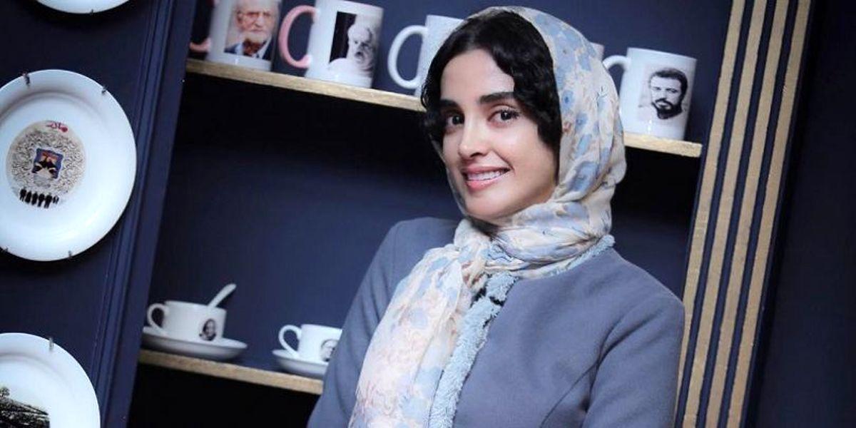 تفریح لاکچری الهه حصاری کیمیای سریال زخم کاری در گرانترین هتل ایران