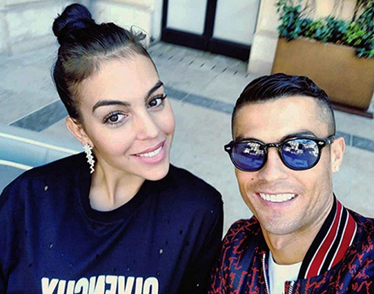 عکس زندگی سوپرلاکچری رونالدو و همسرش + عکسهای دیده نشده از خانواده رونالدو
