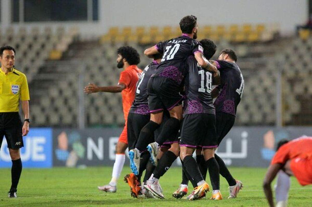 پرسپولیس خوش اخلاق ترین و فولاد خشن ترین تیم در آسیا
