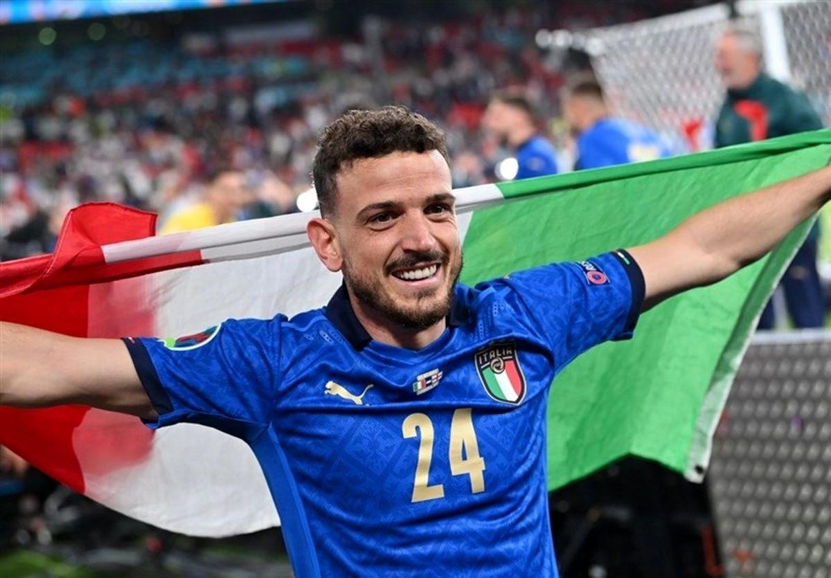 یورو ۲۰۲۰/ واکنش جالب فلورنزی به قهرمانی بزرگ ایتالیا