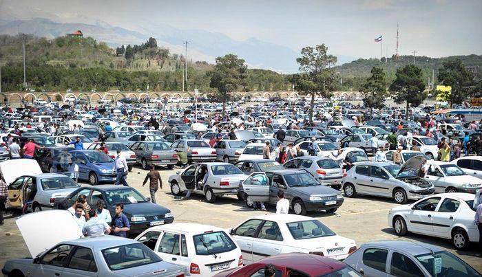 سقوط قیمت خودرو در بازار آغاز شد +جزئیات و ریزش قیمت مدل ها